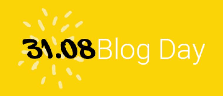 Blog Day 2017